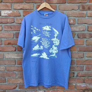 Vintage Cloud types t-shirt